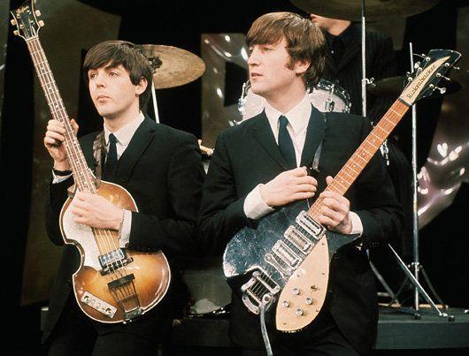 Beatles Hofner Bass Mc Cartney Bass