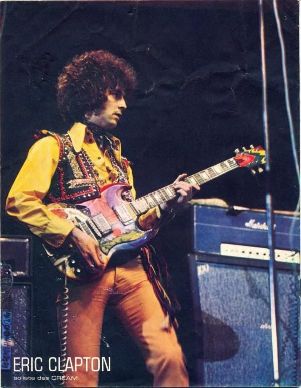 Eric Clapton Strato
