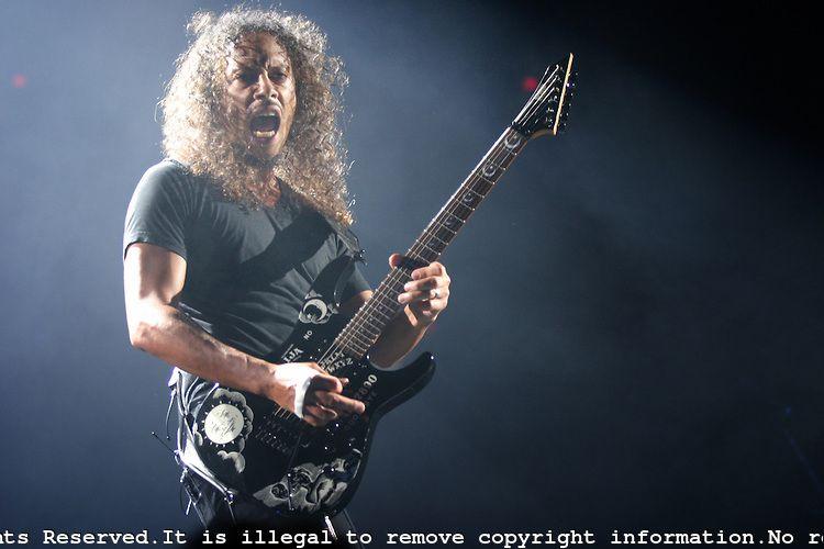 Metallica Kirk Hammet Esp