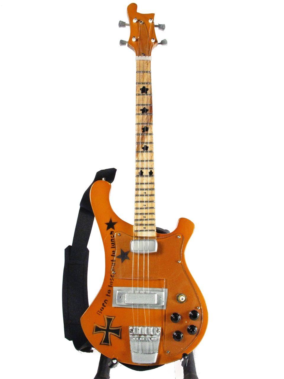 Motorhead Lemmy Bass
