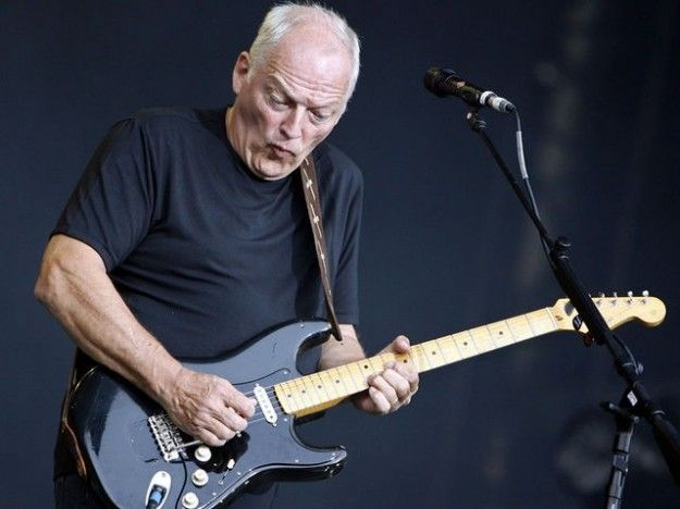 Pink Floyd Gilmour