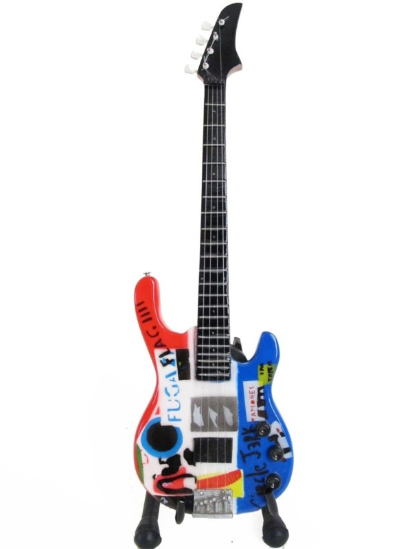 Red Hot Chili Peppers Bass