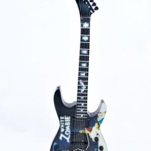 Metallica KIRK Hammet White Zombie