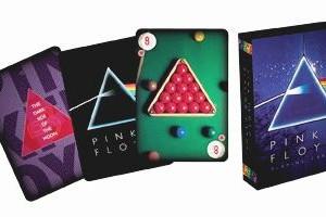 Pink Floyd Prisma Carte Da Gioco