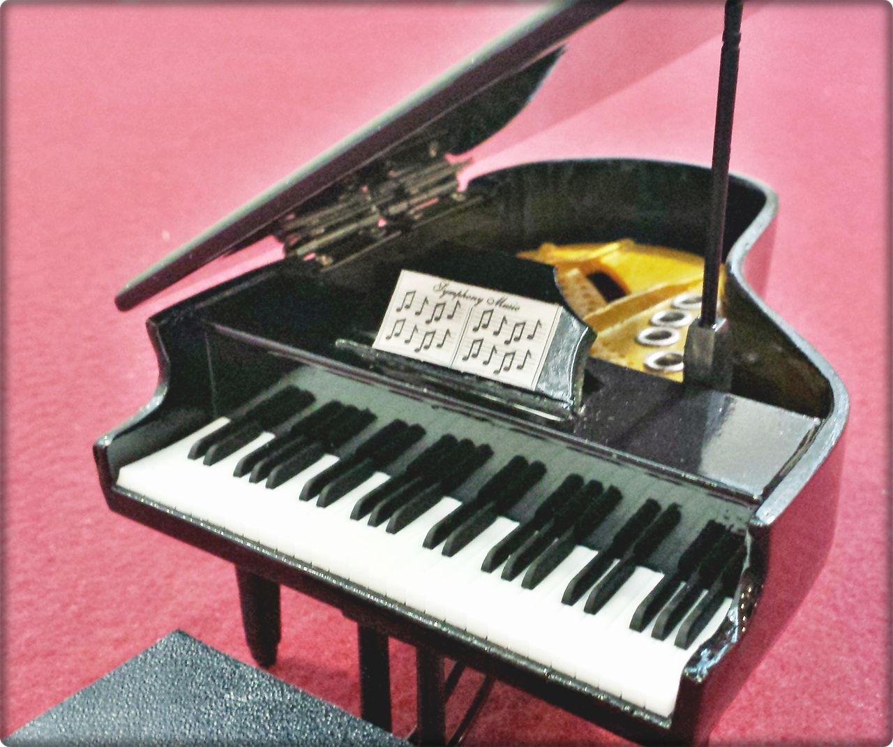 Pianoforte Laccato Nero