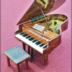 Pianoforte Noce