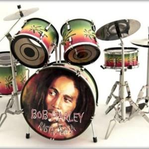 Batteria Bob Marley