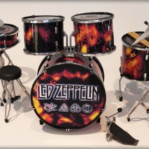 Batteria Led Zeppelin
