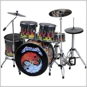Batteria Metallica