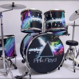 Batteria Pink Floyd Prisma