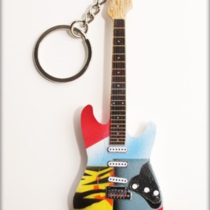 Portachiavi Chitarra Clapton