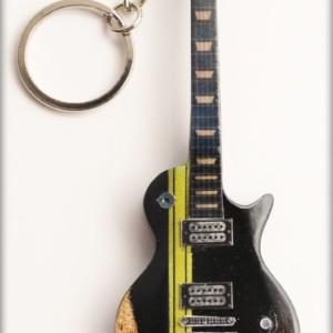 Portachiavi Chitarra Metallica Gibson