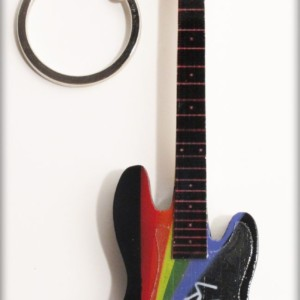 Portachiavi Chitarra Pink Floyd Bass