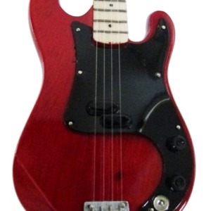 Fender Bass RED
