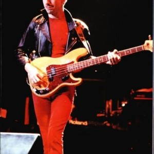 Queen John Deacon Bass