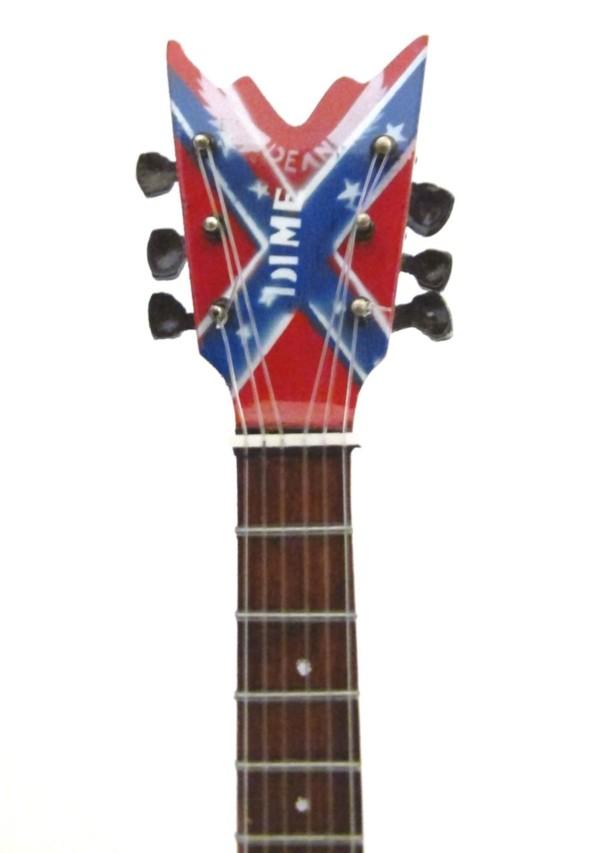 Pantera Dixie RebelFlag