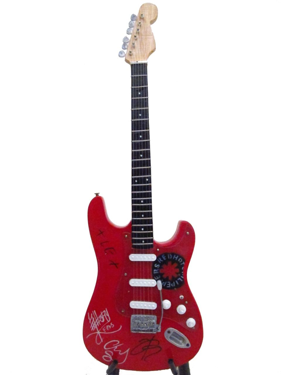Red Hot Chili Pepper Red Stratocaster