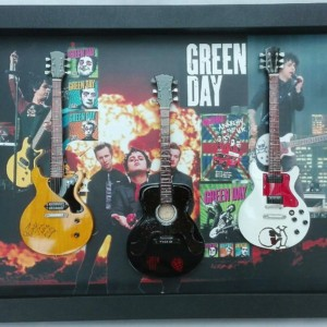 Quadro Greenday