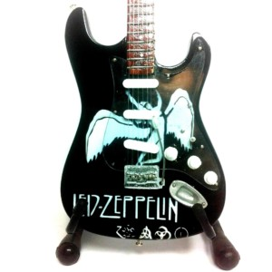 Led Zeppelin Gibson Black Angel