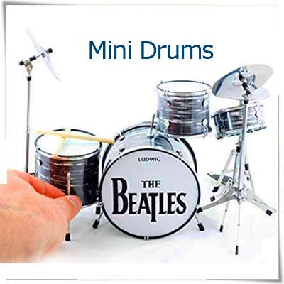 mini batterie riproduzioni rockstar minidrums